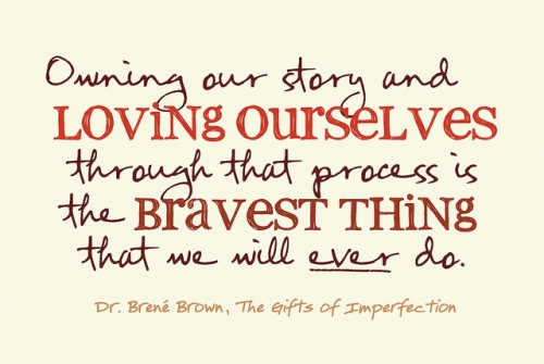 The Gifts of Imperfection - Brene Brown
