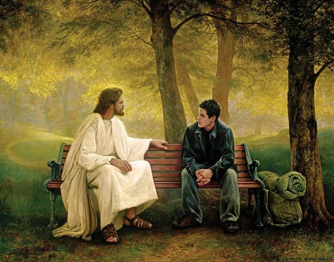 Lost and Found by Greg Olsen
