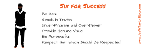 Six for Success - Blog Image
