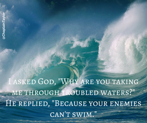 Troubled waters - CT FB post